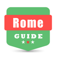 Rome travel guide and offline map, metro Rome subway, traffic maps Rome airport transport, city bus